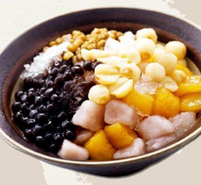 岛上芋源港台甜品红豆