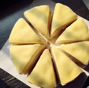 榴莲诱惑甜品蛋糕