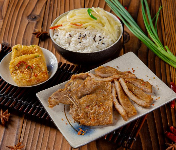 士林公子鹵肉飯產品5