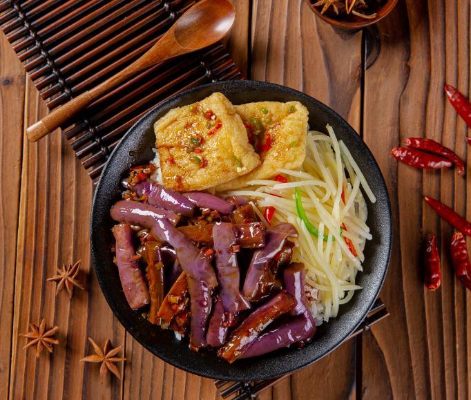 士林公子鹵肉飯產品9