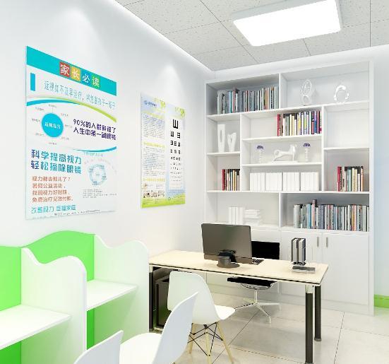 明眸时代视力养护门店4