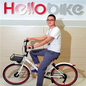 哈罗电单车