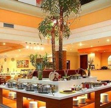 齐云山庄餐厅