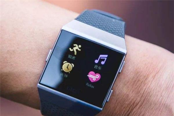 fitbit智能手環高科技