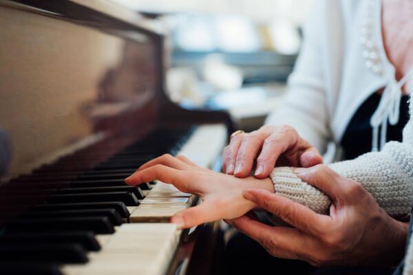 乐匙音乐教育高效