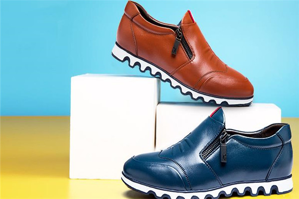 日泰皮鞋休闲