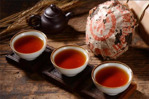 兴海普洱茶产品图