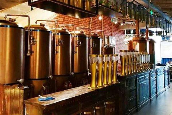 德国汉森精酿啤酒屋环境