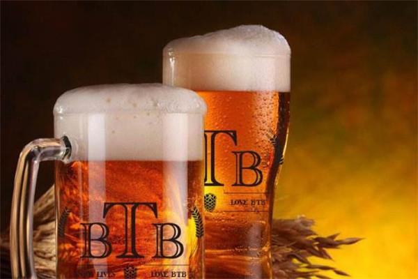 BTB精酿啤酒屋两杯