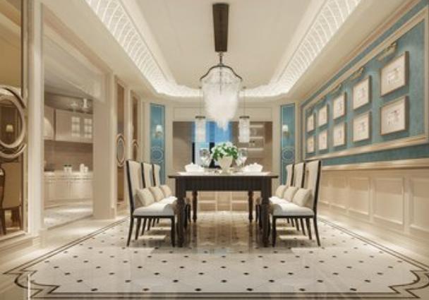 金螳螂建筑装饰客厅