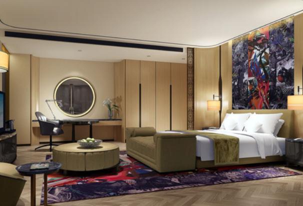金螳螂建筑装饰酒店