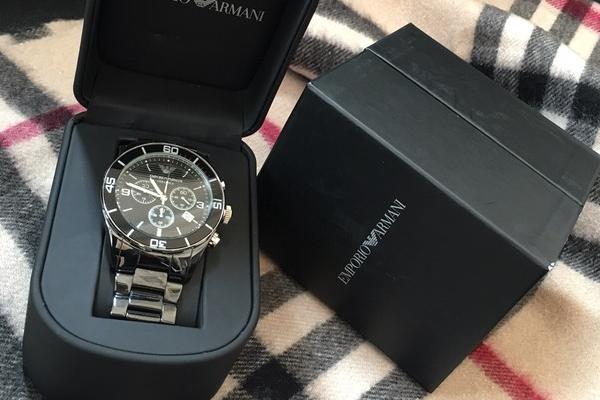 阿玛尼手表加盟