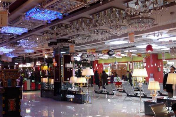 灯无忧灯饰超市水晶灯
