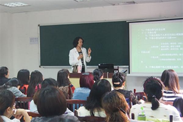 大学育婴师培训中心课堂