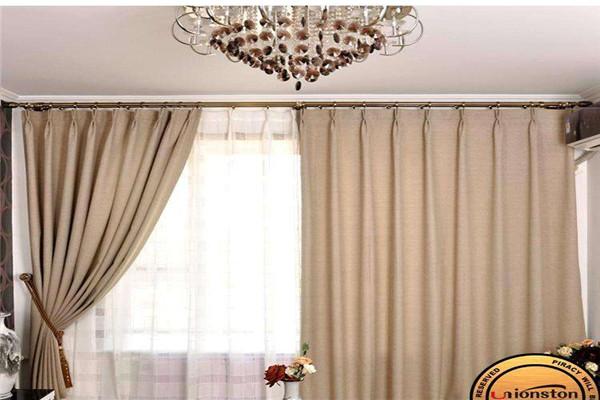 玛勃朗窗帘棉麻