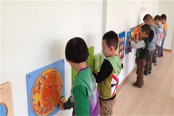 天宝乐幼儿园活动