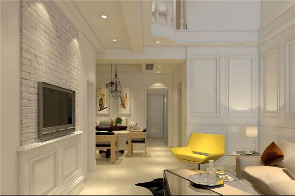 览胜铝集成墙面客厅