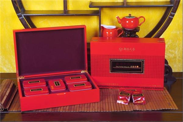 御品天香茶业产品