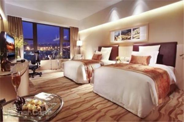 恒元大酒店房间