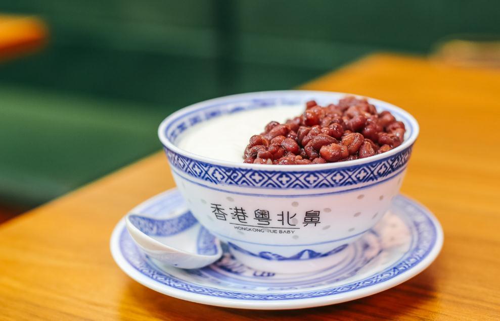 香港粤北鼻甜品产品
