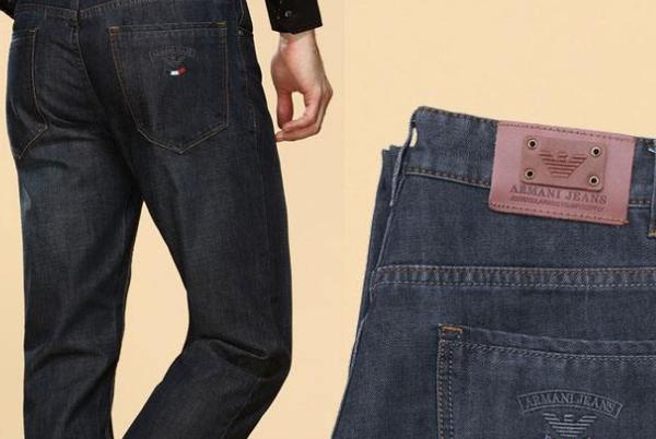 阿玛尼裤子加盟