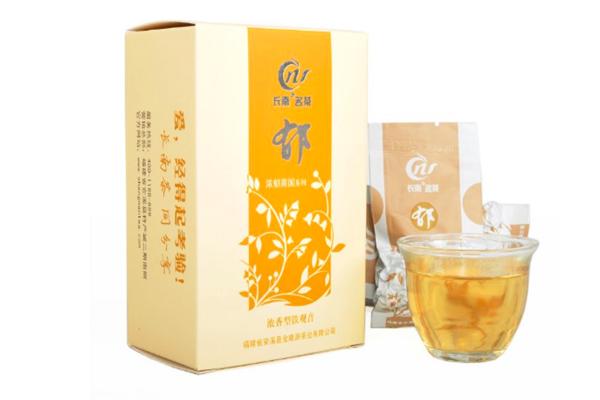 长南茶业浓香型铁观音