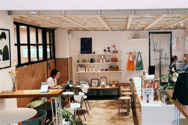 柔木咖啡店鋪