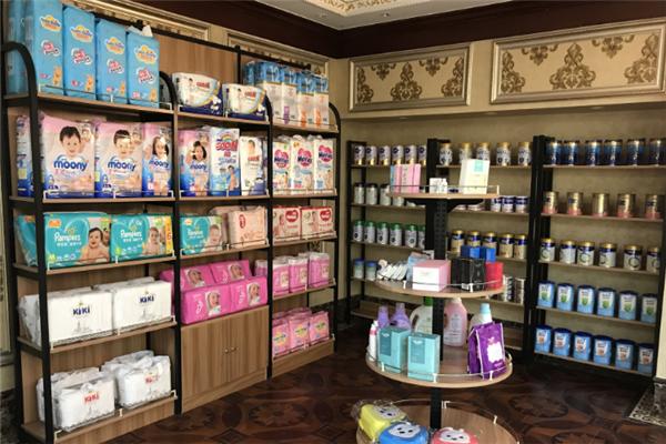 宠爱孕婴母婴店在市场中赫赫有名