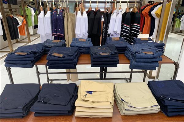 皇家保罗男装系列产品