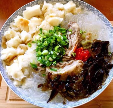 平凉羊肉泡馍羊肉