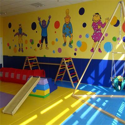 虫洞儿童中心休息区