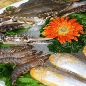 海鲜鱼市营养