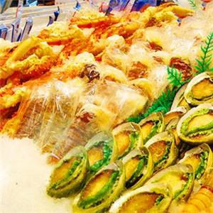 海鲜鱼市健康