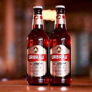 优步劳啤酒小麦原浆啤酒