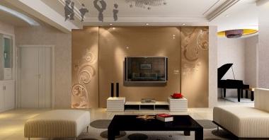 海意电视背景墙
