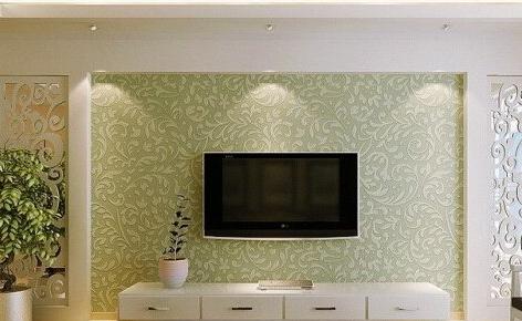 深受欢迎的海意电视背景墙