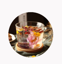 愛飛兒月子會所制造養生茶