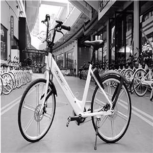 永久电踏车宣传