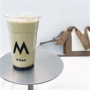 MStand咖啡招牌