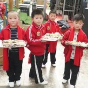 鹏博千贝幼儿园活动