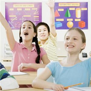 英迈儿童英语上课