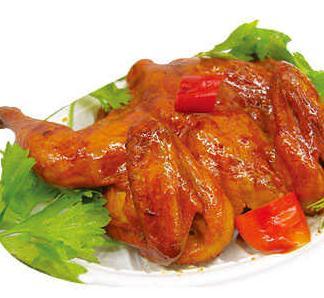奧爾良烤鴨