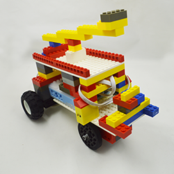 瓦力工厂机器人教育模型