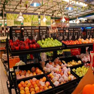 爱乐购超市水果