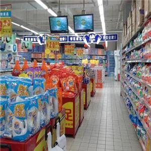 爱乐购超市展示