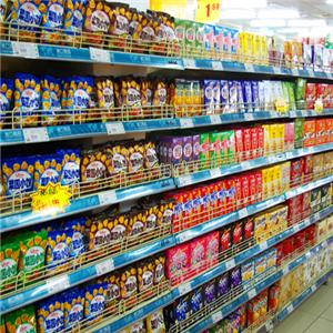 爱乐购超市环境