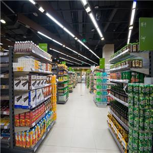 做客超市环境