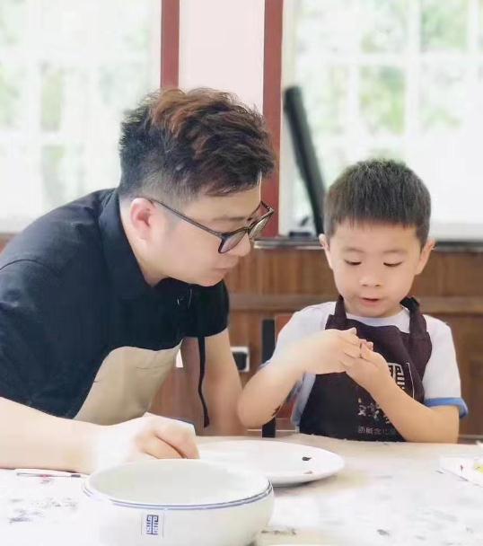 戏墨娃儿童国画课堂2