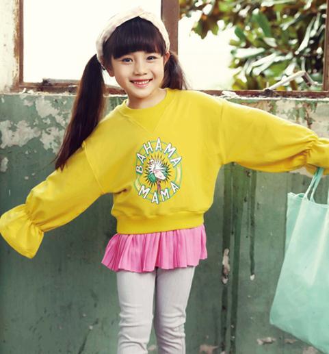 来自星星的宝贝童装产品3