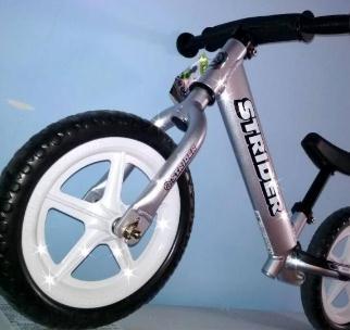 strider平衡车展示